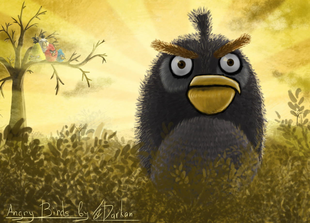 Angry Birds Fan Art