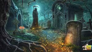 ERS Game Studio - RC6 - Cemetery