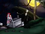 Late Night Romance by lillydasilva