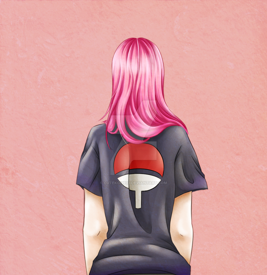 Uchiha Sakura by CuteKoi2903