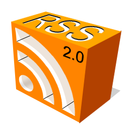 3D RSS icon by BrightKnight