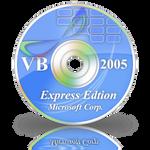 VB Express CD Icon