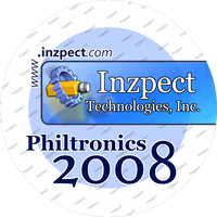 Philtronics 2008 badge by BrightKnight