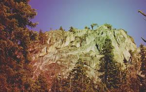 Mighty Mountain by elliottfelix