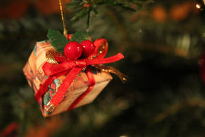 present. by caddlART