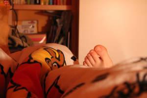 foot. by caddlART