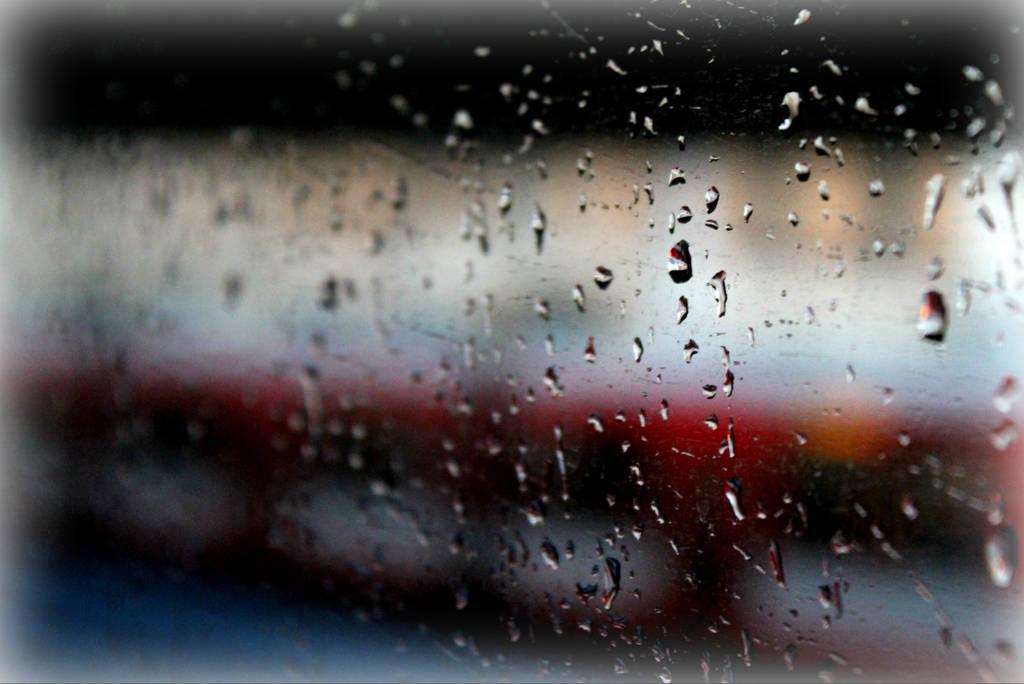Let it rain. by caddlART