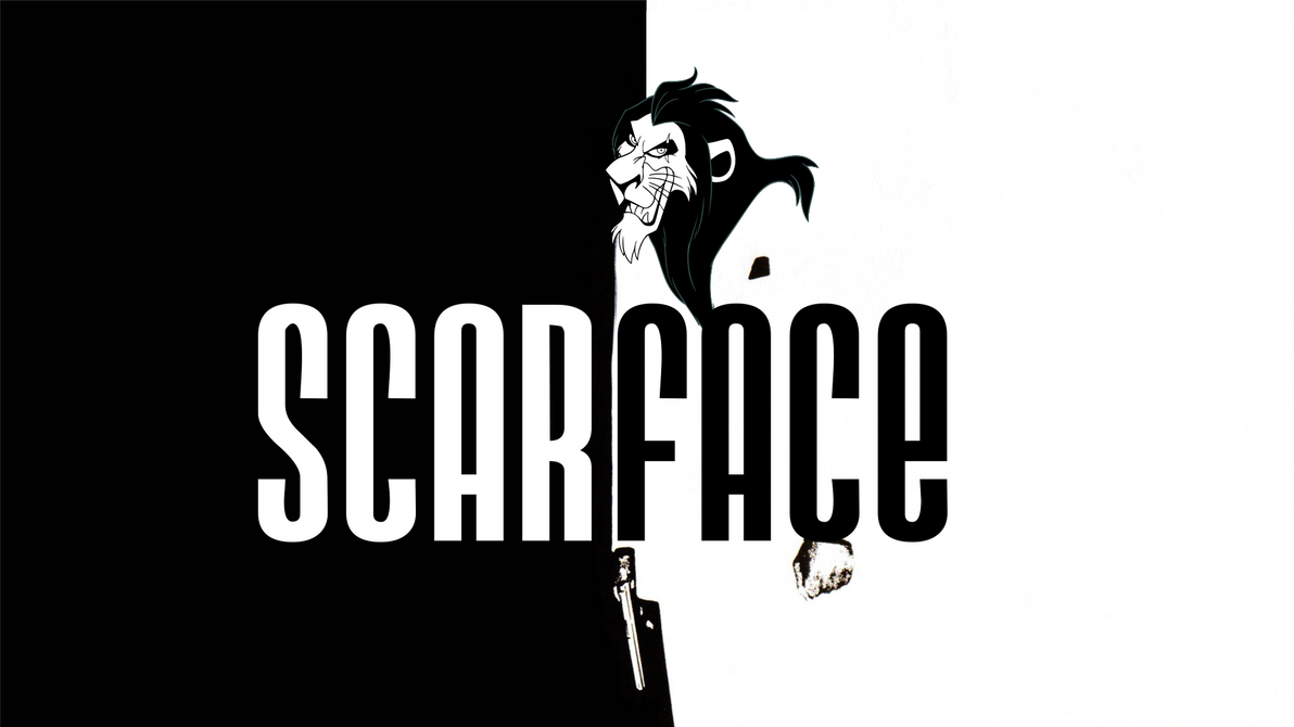 ScarFace by K-liss