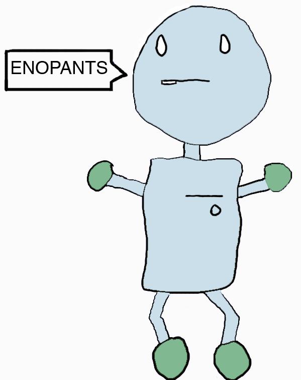 ENOPANTS by phessler