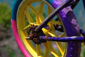 Color Wheel by phessler