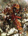 Shin Musha Gundam: Dramatica