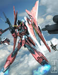 Saviour Gundam: Imperfect