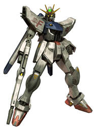 F91 Gundam by sandrum