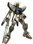 F91 Gundam by sandrum