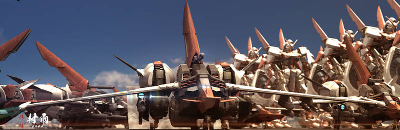 Murasame-flight Deck