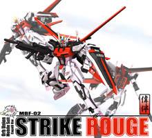 Strike Rouge by sandrum