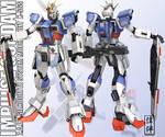 Impulse Gundam - Ricombinato