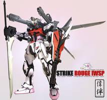Strike Rouge: IWSP by sandrum