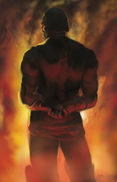 Darkseid by Doomsplosion
