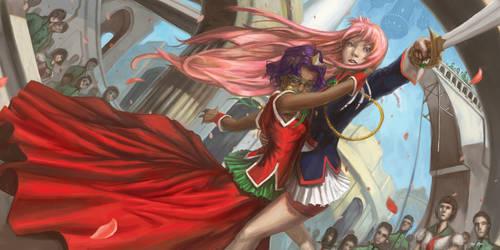 Revolutionary Girl by Doomsplosion