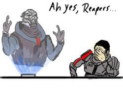 Ah yes, Reapers by soccerdemon