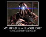 Your Argument is Invalid Geth