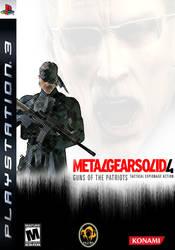 Metal Gear Solid 4 by soccerdemon