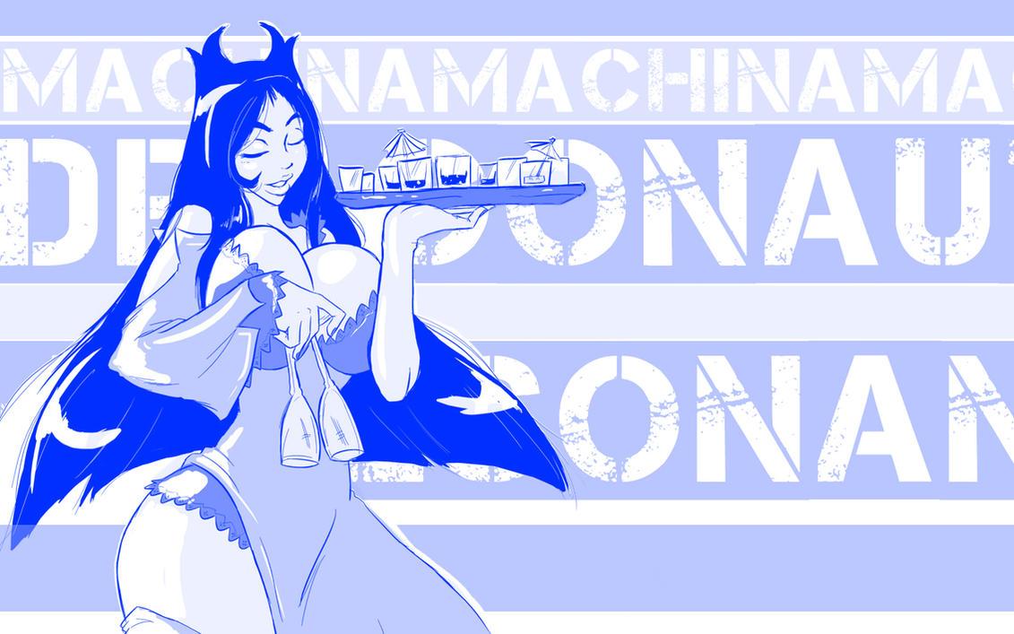 Machina Dragonaut