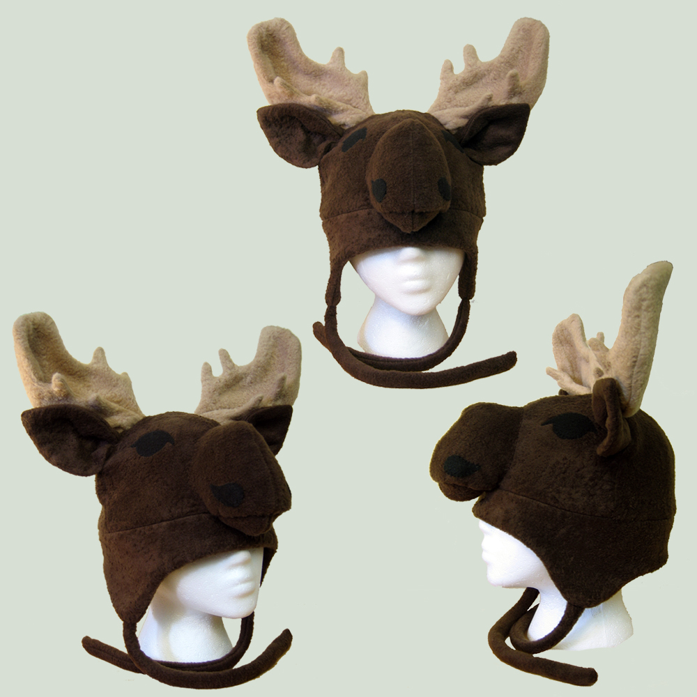 Moose Hat by fabricninja