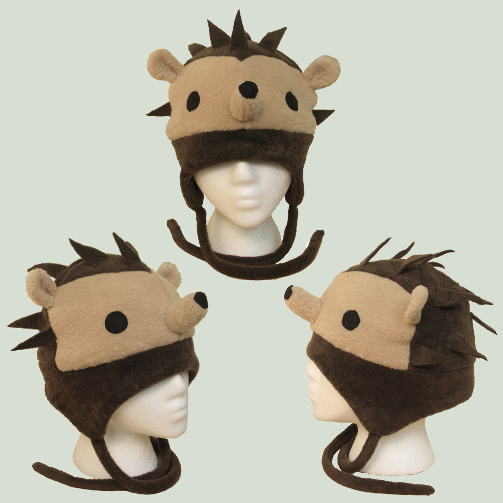 Hedgehog Hat by fabricninja