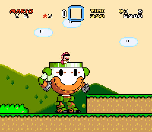 descargar super mario bros x 1.4