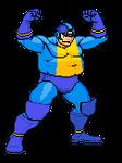 SFXT Megaman