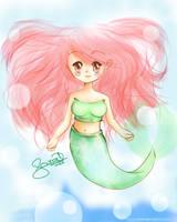 Mermaid by SoumaArt