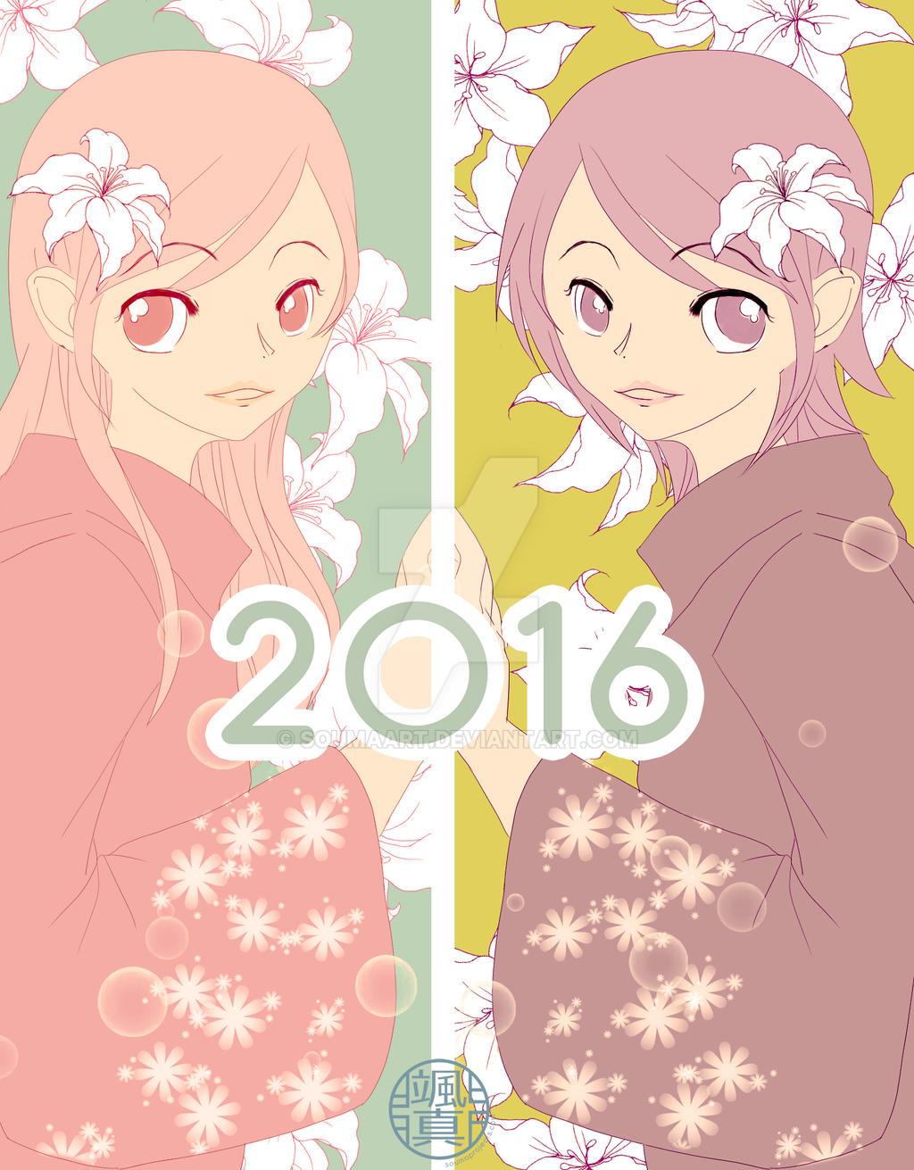 2016 by SoumaArt