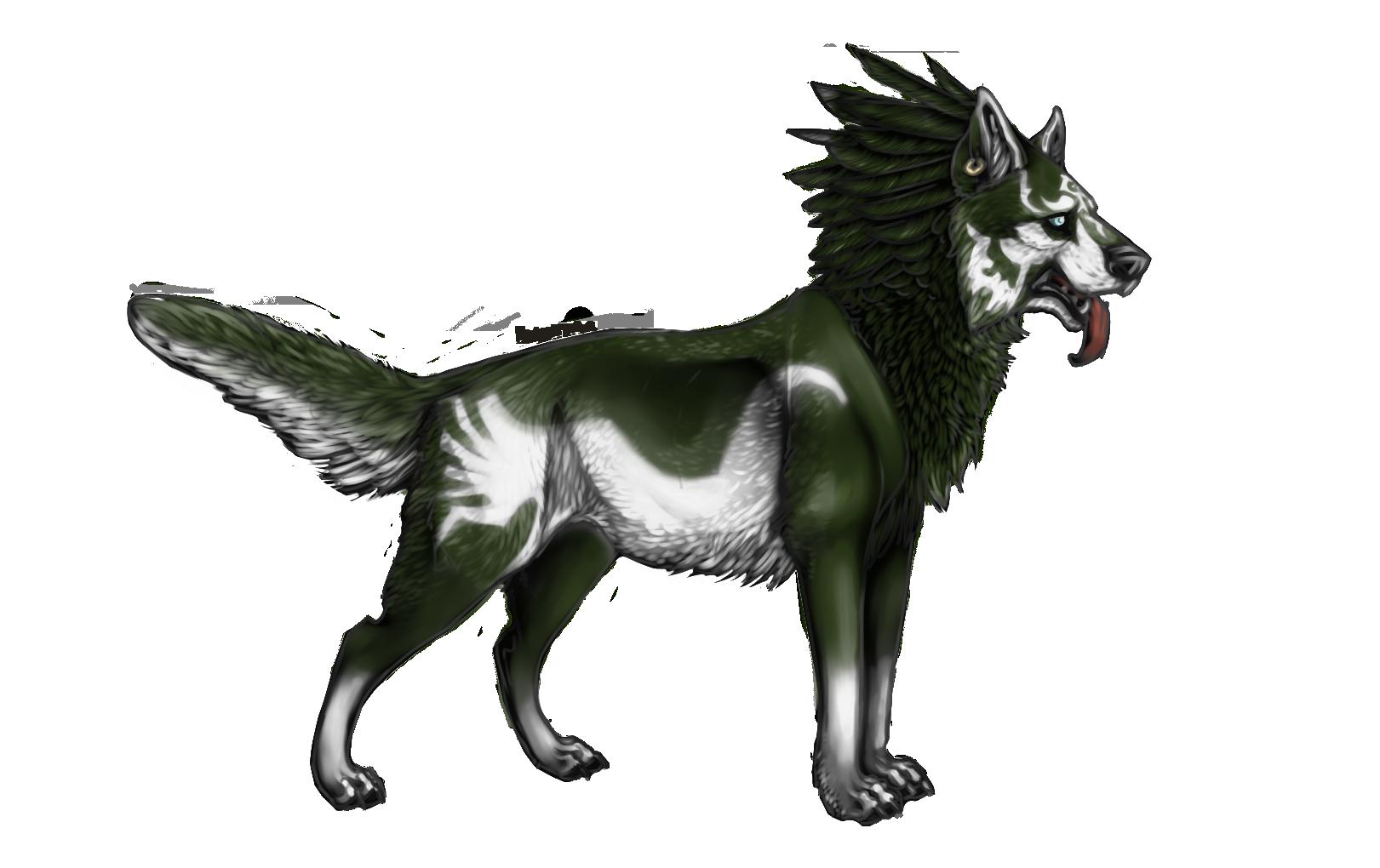 Wolf!Link by RivenTear