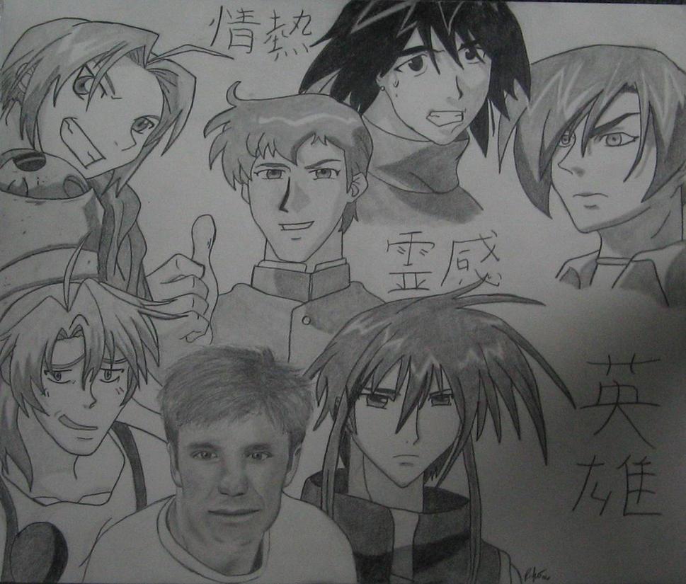 vic mignogna anime