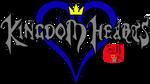 Kingdom Hearts Logo by lionheart214