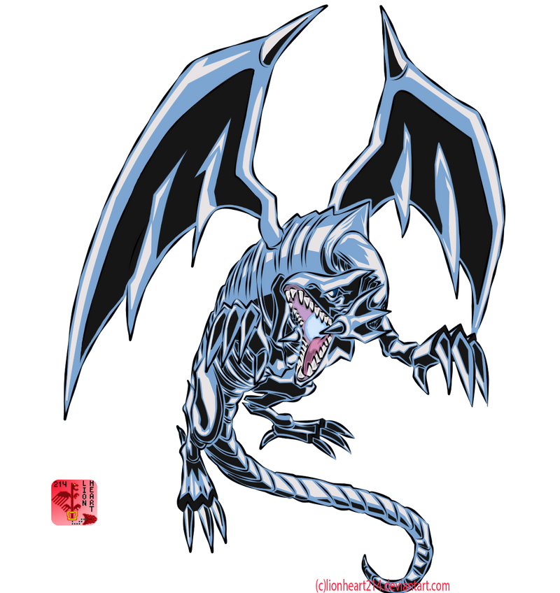 White Lightning Dragon Blue-eyes white dragon whiteBlue Eyes White Dragon White Lightning