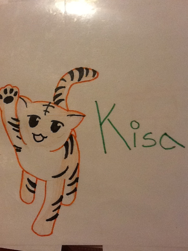 Kisa by Artlover916
