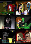 Gotham Femmes the Animated Series by The9Tard