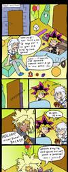 fun in Yugi's mind by indecisivepancake