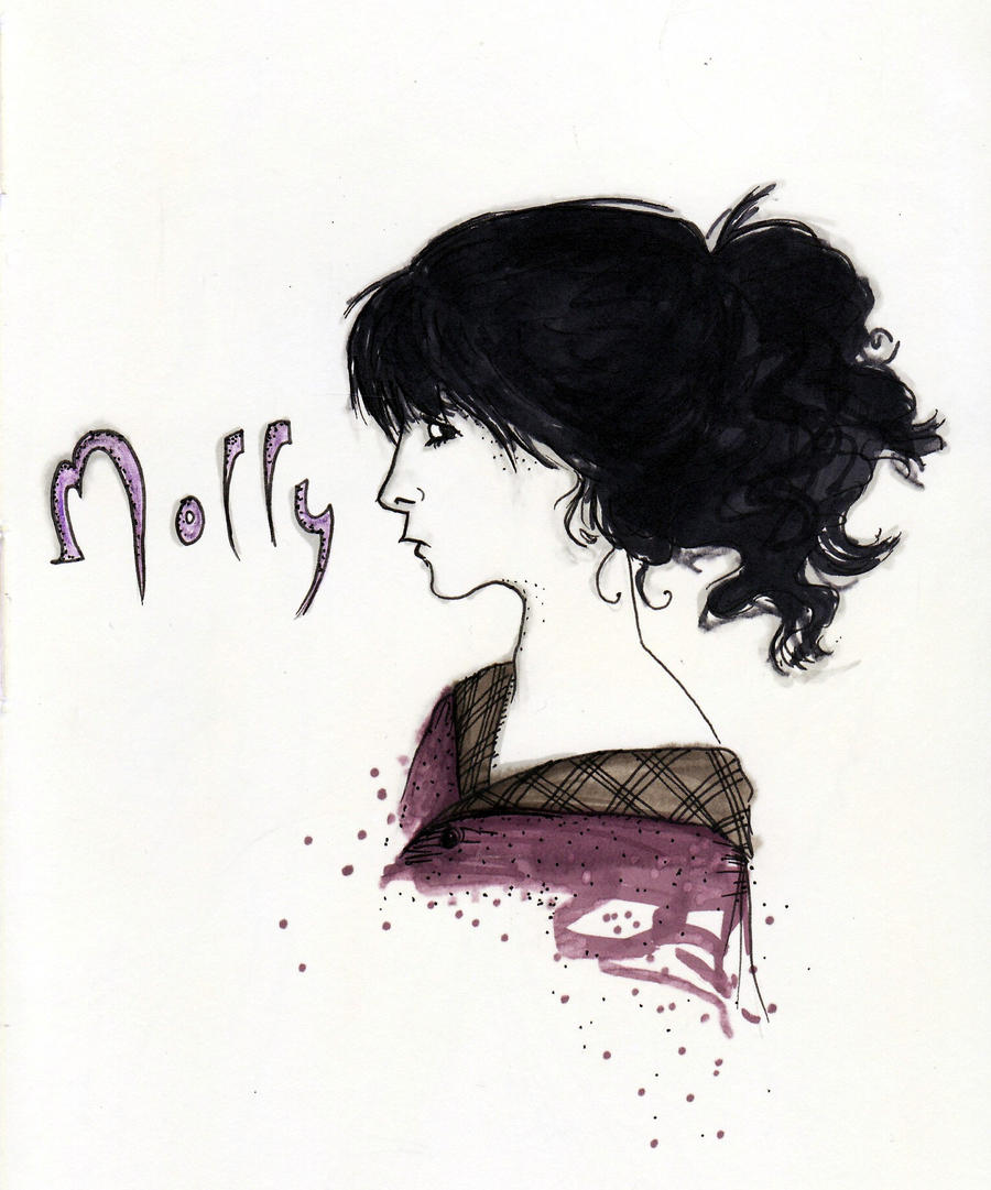 Molly by Twang-Nerd