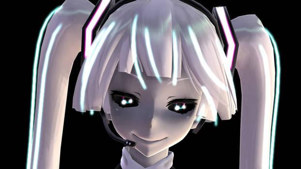 [MMD] It's yandere time - TDA Radioactive Miku