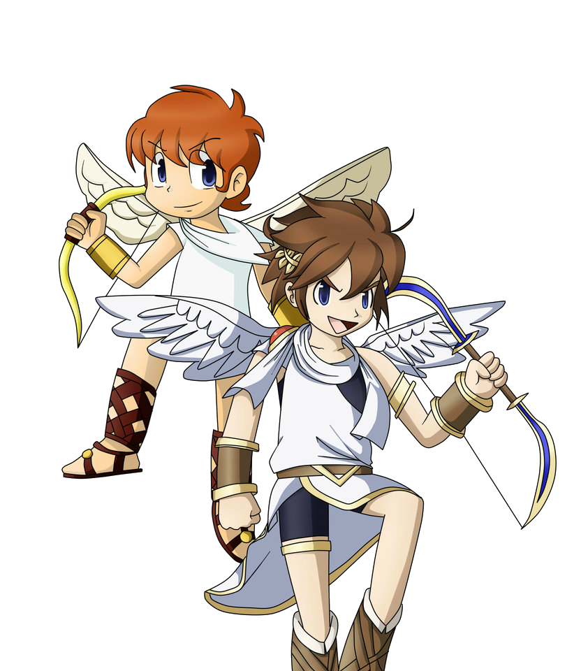 Kid Icarus Pit By EarthB Kun