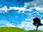 Rainbow Vector Bliss