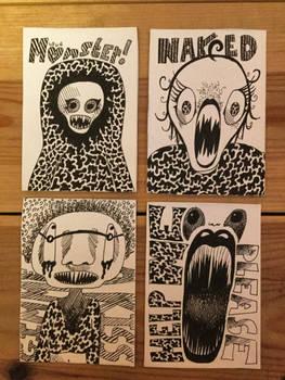 Creepy Cartoon Series
