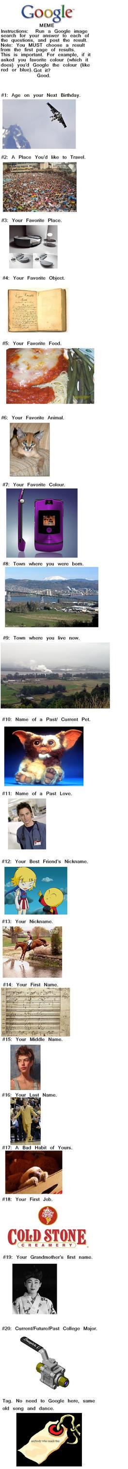 Google Meme by Buyn