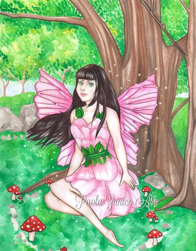 Fairy Ring by PaolaZunico