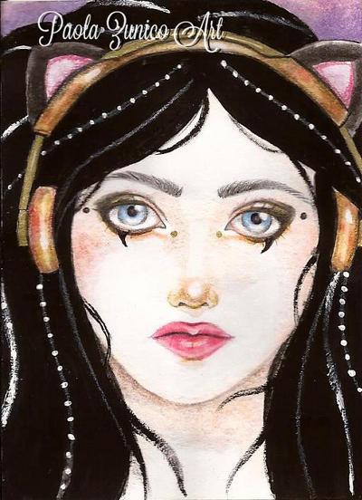 Musicwitch1 by PaolaZunico