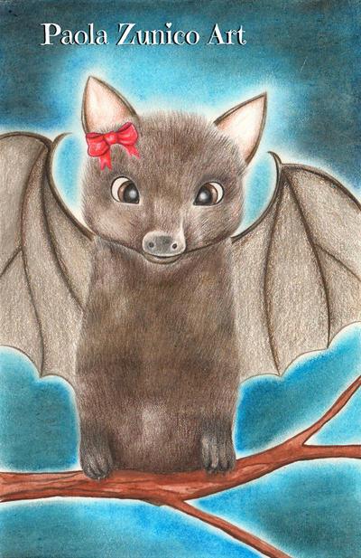 Batgirl by PaolaZunico